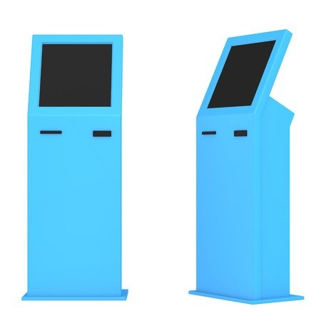 Kiosk Hardware, Kiosk Development, Touchscreen Kiosk