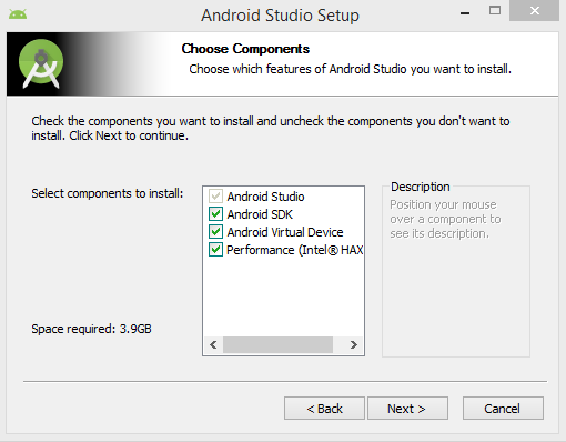 Android Studio Install2