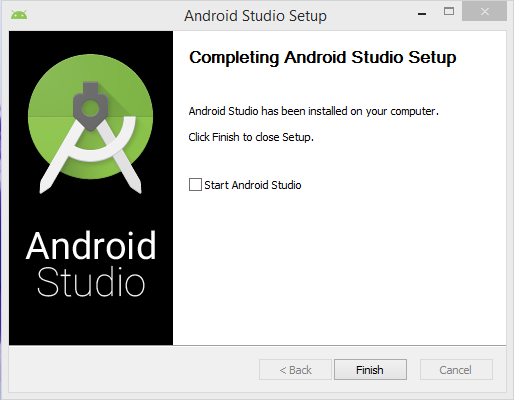 Android Studio Install 3